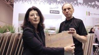 Новинка от WINEO : полиуретановая подложка для укладки любых напольных покрытий<