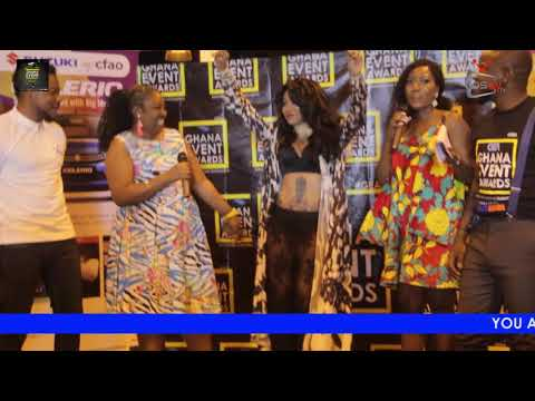 GHANA EVENTS AWARDS 2018 LAUNCH