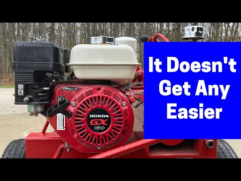(Part 1) How To Fix A Honda Engine That Won't Start