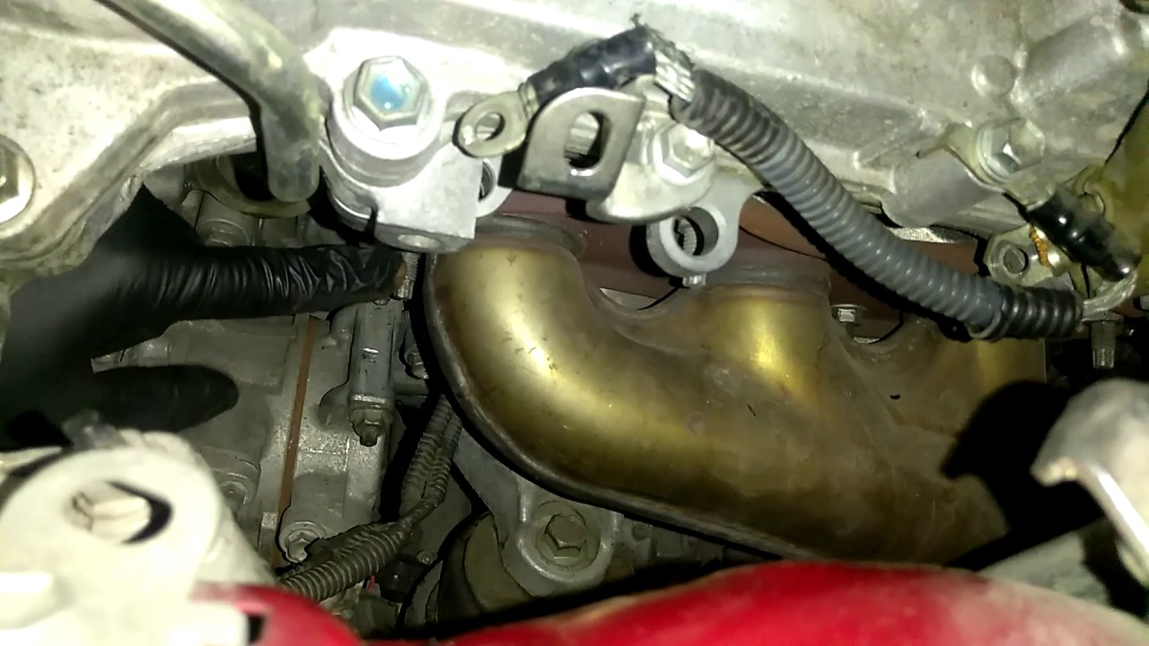 1999 ford f250 super duty stereo wiring diagram dyna s change your serpentine belt youtube lexus gs300 engine disembly. lexus. auto ...