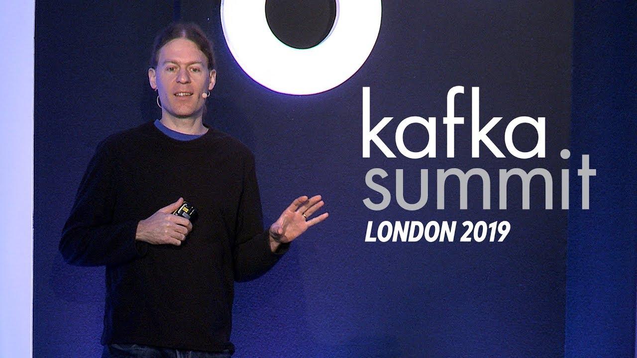 Martin Kleppmann | Kafka Summit London 2019 Keynote | Is Kafka a Database?