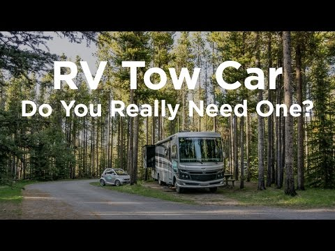 RV Tow Car - Do You Really Need One?