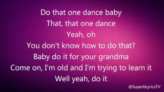 Juju on dat beat lyrics in words