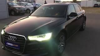 обзор Audi A6 2.8 AMT (204 л.с.) 4WD 2011