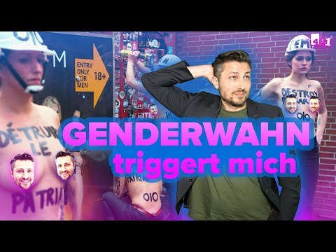 Die Gendermainstreaming-Hatespeech-Ausgabe | 451 Grad
