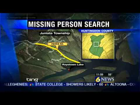 Crews Searching For Missing Man In Huntingdon Co.