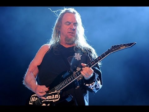 Slayer Guitarist Jeff Hanneman Dead Dies Death at 49 (May 2 2013)