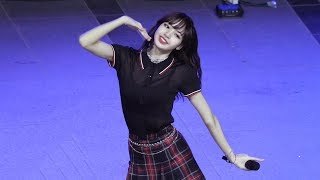 BLACKPINK (Lisa) BOOMBAYAH + AS IF IT'S YOUR LAST + PLAYING WITH FIRE [Hanyang univ. Fest.] by 비몽