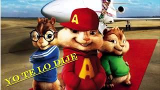 J Balvin - Yo Te Lo Dije (Alvin Y Las Ardillas)