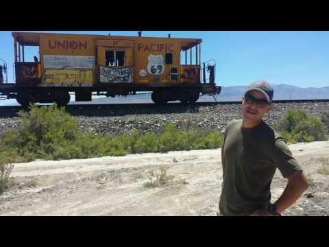 STRANDED TRAIN EXPEDITION (Gone Wrong)