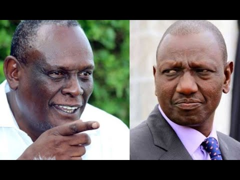 Ruto influenced Jubilee nominations in 2017, claims Murathe on Punchline |Part 2