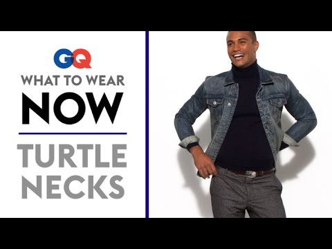 How to Wear a Turtleneck – What to Wear Now   Style Guide   GQ