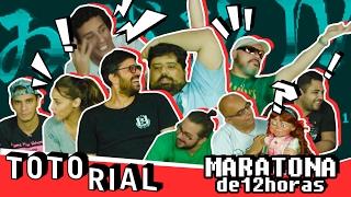 Vídeo - MARATONA DE LANÇAMENTO