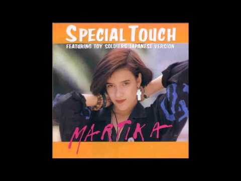 Martika - Toy Soldiers (Japanese Version)