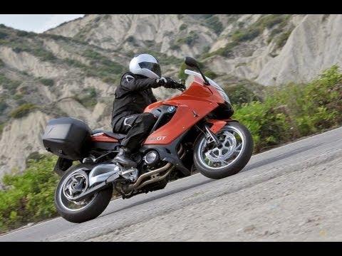 Test-Video |  BMW F 800 GT |  Actionenszenen und Onboard