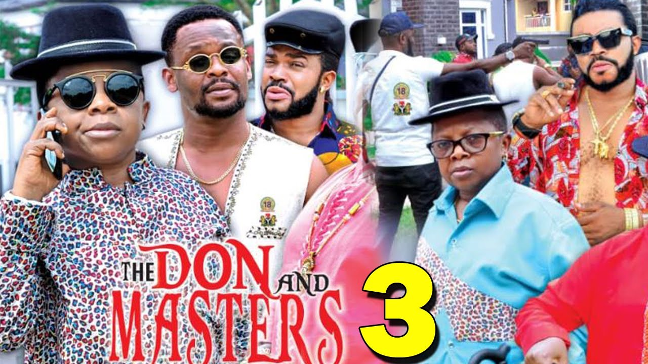THE DON AND MASTERS SEASON 3 - (New Hit Movie) 2020 Latest Nigerian Nollywood Movie Full HD