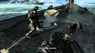 CoD Modern Warfare 3 (Mission #2 - Hunter Killer) PC Gameplay HD