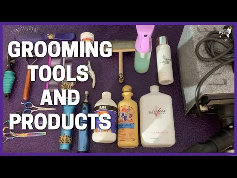 Aussie Grooming Tools and Products