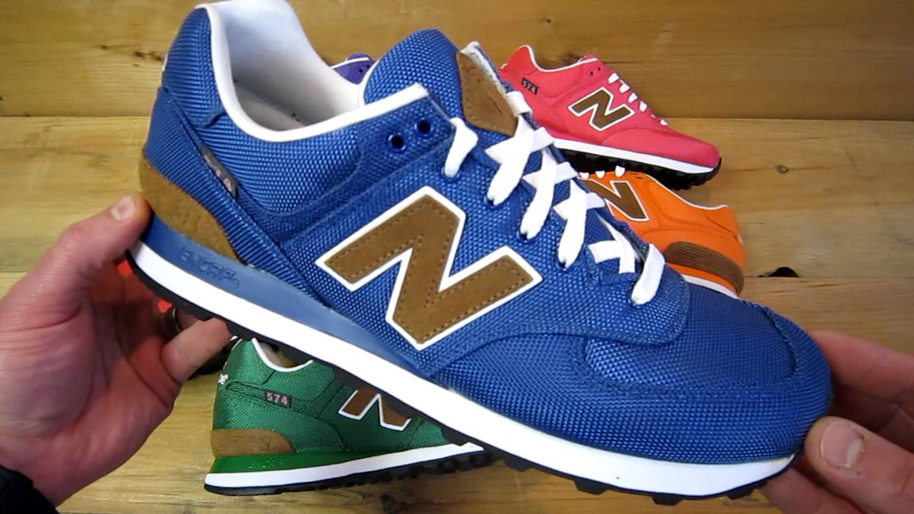 new balance 574 collection