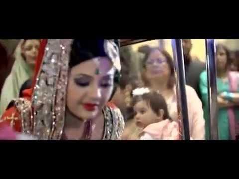 Sadias Fairytale Wedding with Samad Highlights