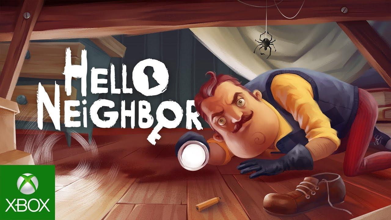 Hello Neighbor (Xbox One)