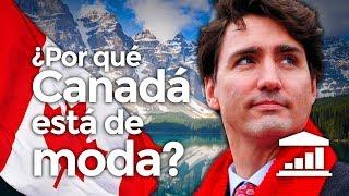 ¿Por qué CANADA es el PAÍS más ADMIRADO del MUNDO?- VisualPolitik