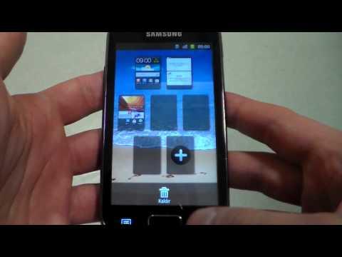 Samsung Galaxy Ace 2 İncelemesi TÜRKÇE