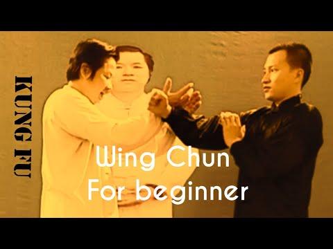 """ Wing Chun Kung Fu"" Training Wing Chun - teachniques Basic part 3 - 18"