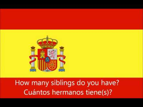 Learn Spanish: 600 Spanish Phrases for Beginners