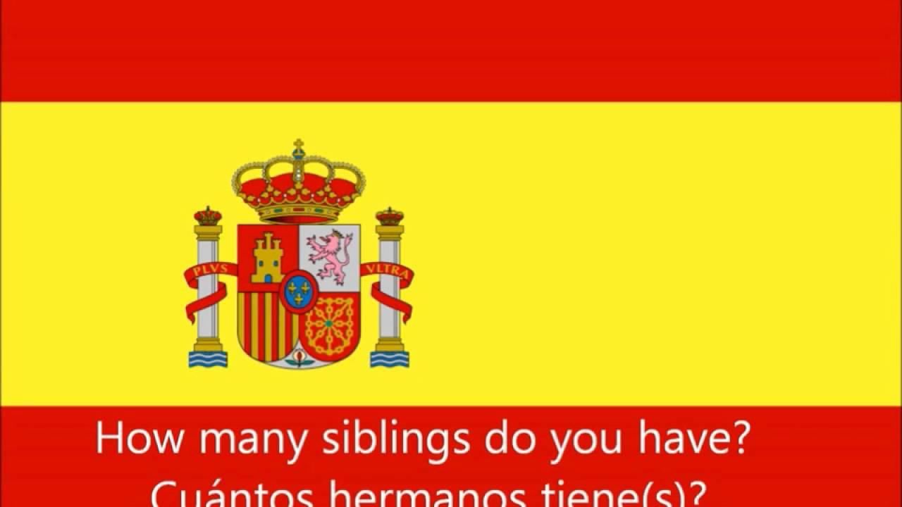 Learn Spanish 600 Spanish Phrases For Beginners Youtube