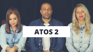 ATOS 2 ( GABRIELA ROCHA - COVER ) MARI ROCHA, RENATO MAX, SARAH ALVES