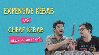 Ok Tested: Expensive Kebab VS Cheap Kebab - Which Is Better?