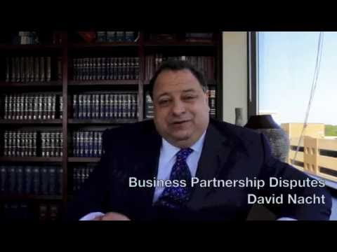 Business Partnership Disputes - Michigan & Ohio Law Firm