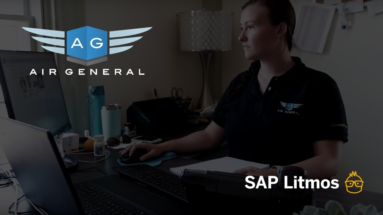 Air General reduces employee turnover by using SAP Litmos