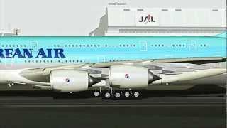 Korean Air ⎮ Tokyo - Seoul [FS2004]