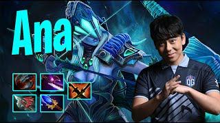 Ana - Drow Ranger | GGWP | Dota 2 Pro Players Gameplay | Spotnet Dota 2