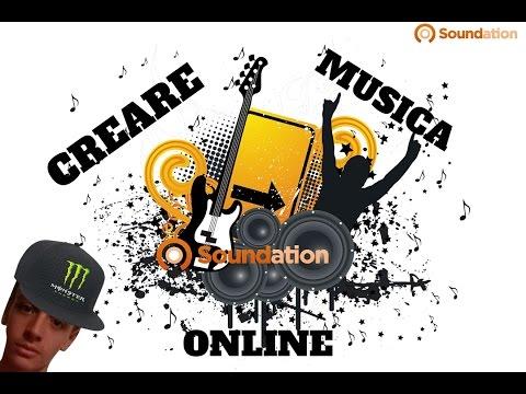 Creare Musica Online !!!