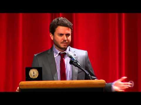40th Student Academy Awards: Brian Schwarz, Narrative Gold Medal