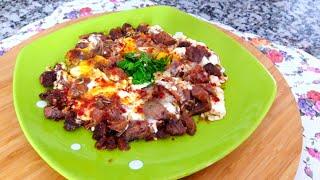 5 dk& 39 da Hazırlanabilen En Lezzetli Kahvaltılık Tarifim pratik kahvaltı tarifleri