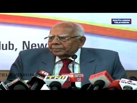 Kejriwal works for Rahul Gandhi, says Ram Jethmalani