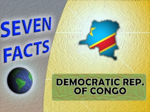 7 Facts about the Democratic Republic of Congo