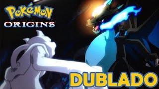 Pokémon Origins: Mega Charizard X Vs Mewtwo - Dublado