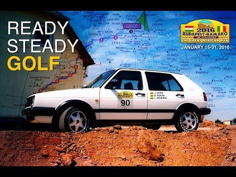 Budapest-Bamaco   Travel documentary   Full movie   HD   Ready Steady Golf team