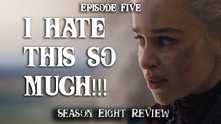 Download Game of Thrones Season 8 EP5 (The Bells of Stupidity) Review, Critiques, Anger Mp3 and Videos