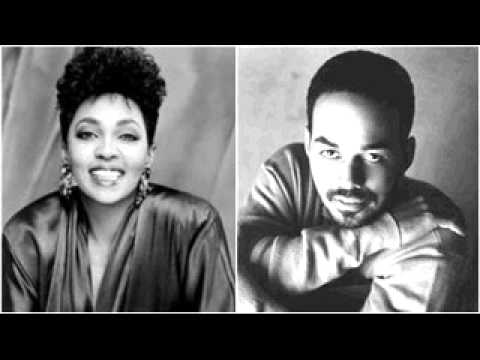"Anita baker & James Ingram ""When You Love Someone"""