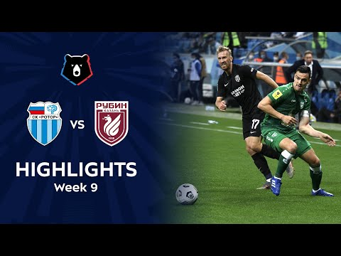 R. Volgograd Rubin Kazan Goals And Highlights