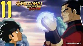 Redakai Lokars Shadow  Episode 11  Hindi Dubbed  480p
