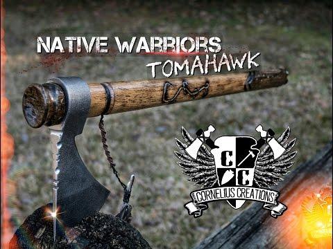 Native Warriors Hawk - Tomahawk #17