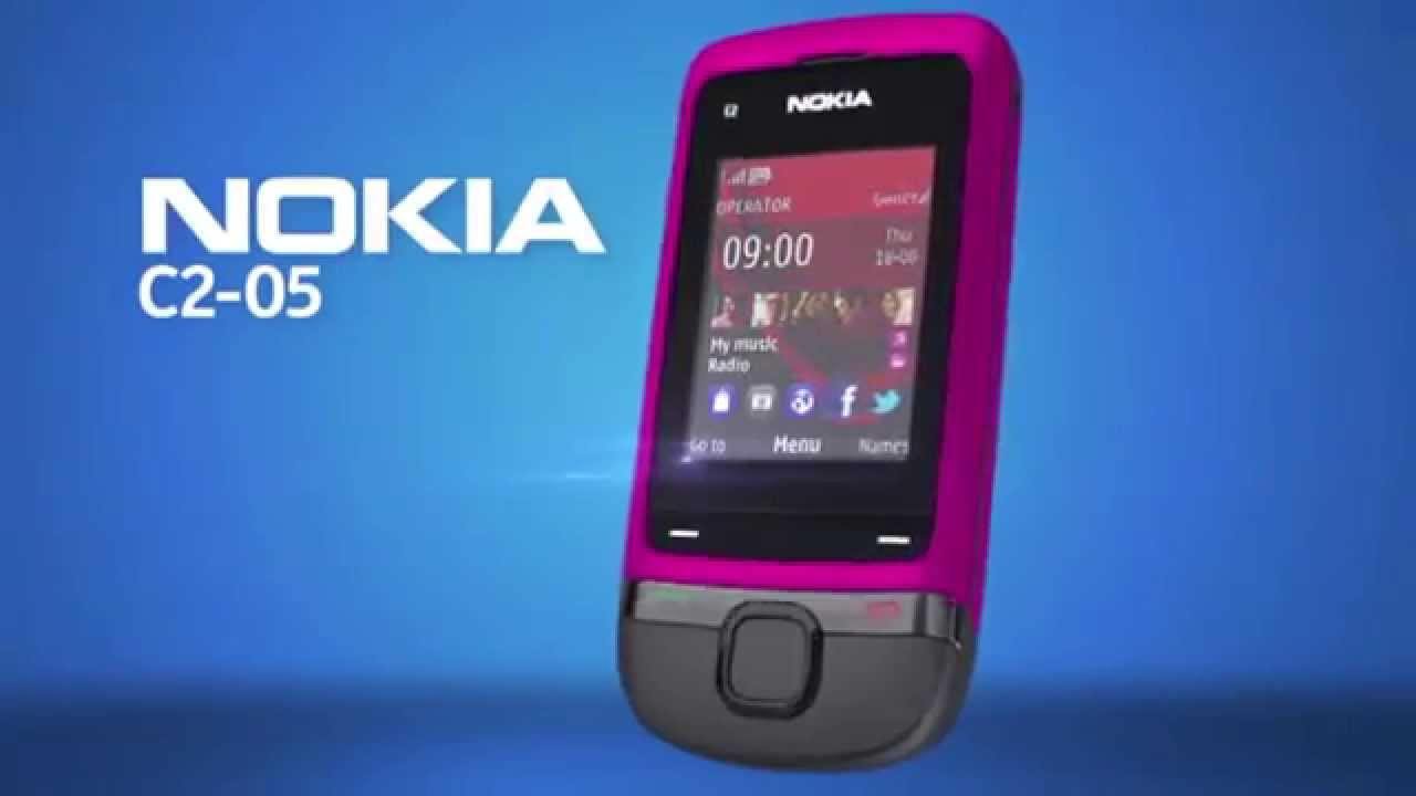 nokia c2 05 slide phone youtube rh youtube com Nokia C5 Nokia 110