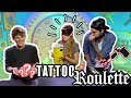 Tattoo Roulette ep.4 - Mikey Murphy, Romeo Lacoste (Official Game Show!)